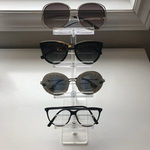 Other - Clear Acetate Sunglasses Stand
